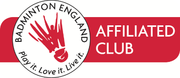 CPK Badminton Club is affiliated to Badminton England